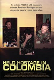 Held Hostage in Colombia Poster