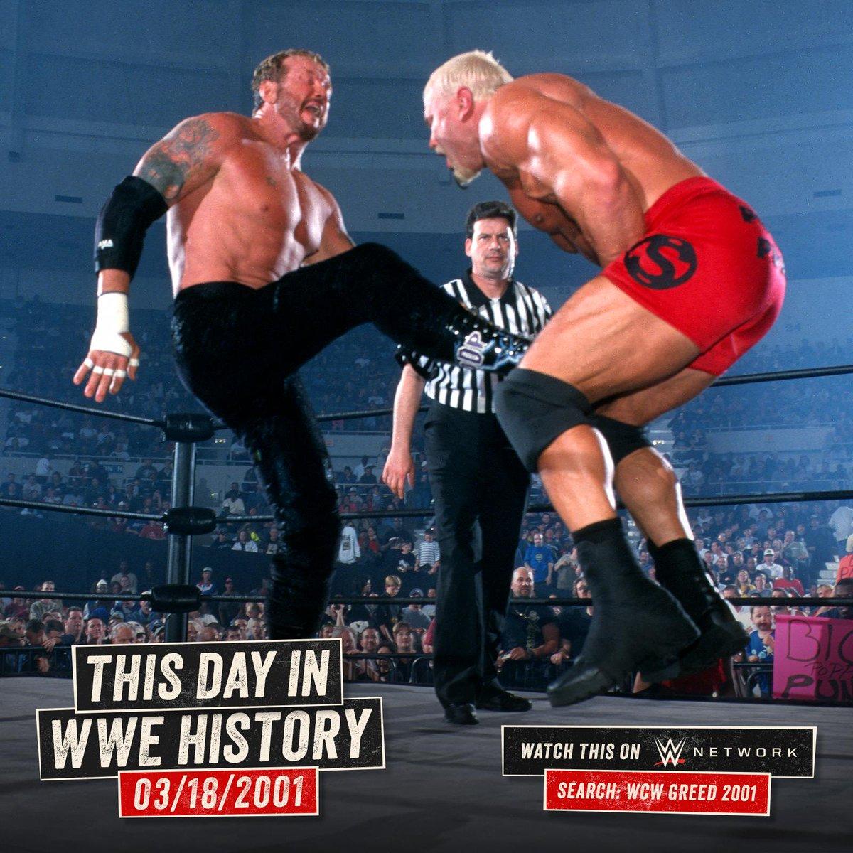 WCW Greed (2001)