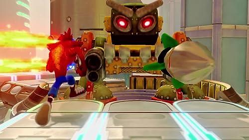 Crash Bandicoot N. Sane Trilogy Nintendo Switch Trailer