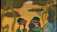 In the Army/Powdered Toastman