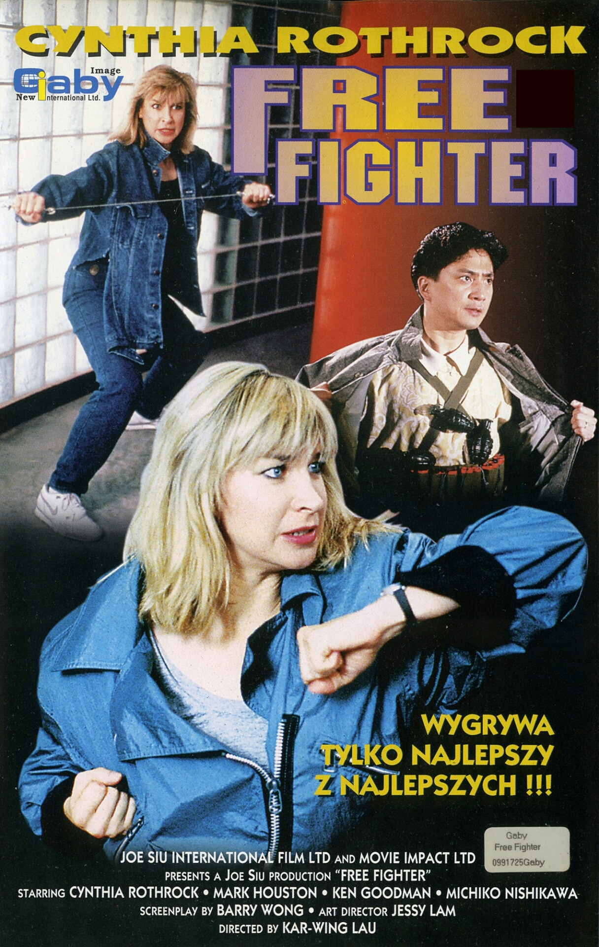 film cynthia rothrock