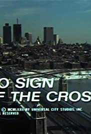 No Sign of the Cross Poster