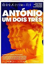 Antonio One Two Three Poster