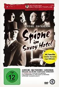 Spione im Savoy-Hotel (1932)
