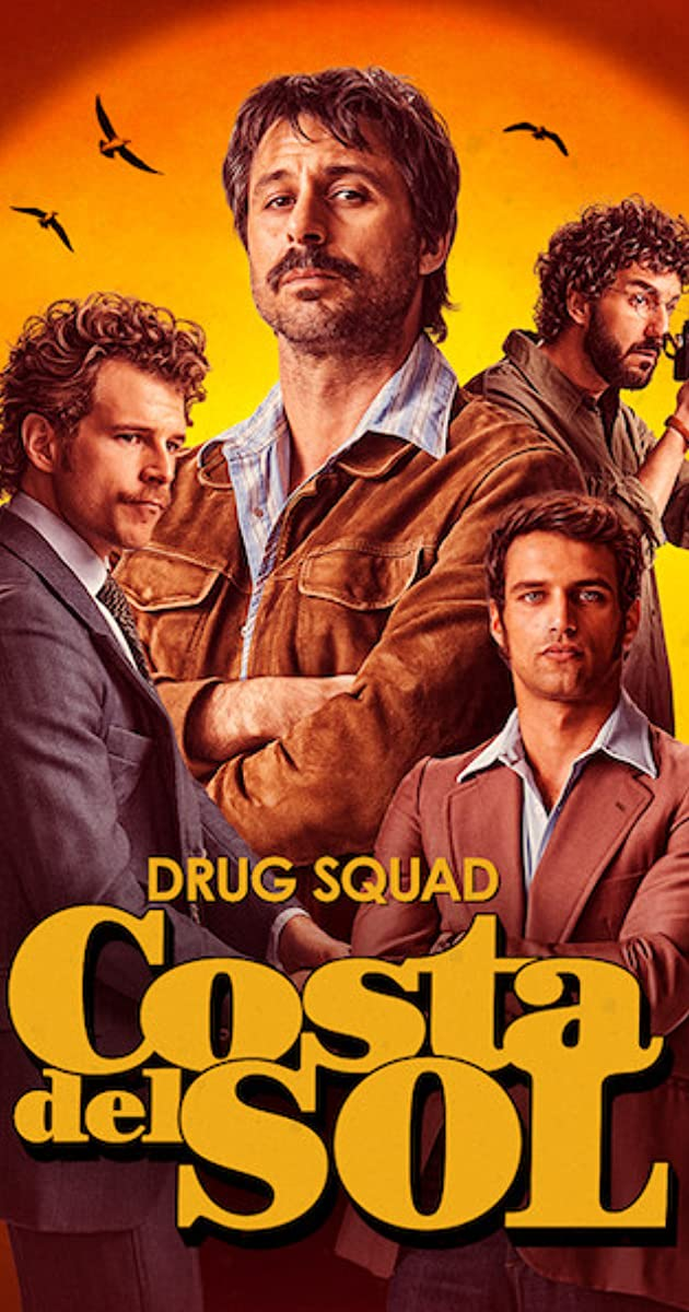 Download Brigada Costa del Sol or watch streaming online complete episodes of  Season 1 in HD 720p 1080p using torrent