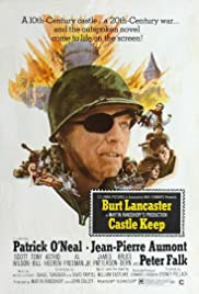 Castle Keep (1969) Poster - Movie Forum, Cast, Reviews