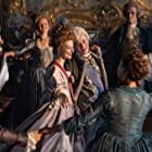 Antonia Clarke and Joseph Quinn in Catherine the Great (2019)