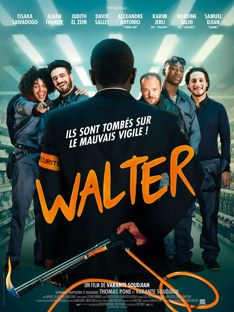 Walter (2019) Hindi (Voice Over) Dubbed + French [Dual Audio] WebRip 720p [1XBET]