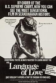 Ur kärlekens språk(1969) Poster - Movie Forum, Cast, Reviews