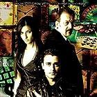 Sanjay Dutt, Imran Khan, and Shruti Haasan in Luck (2009)