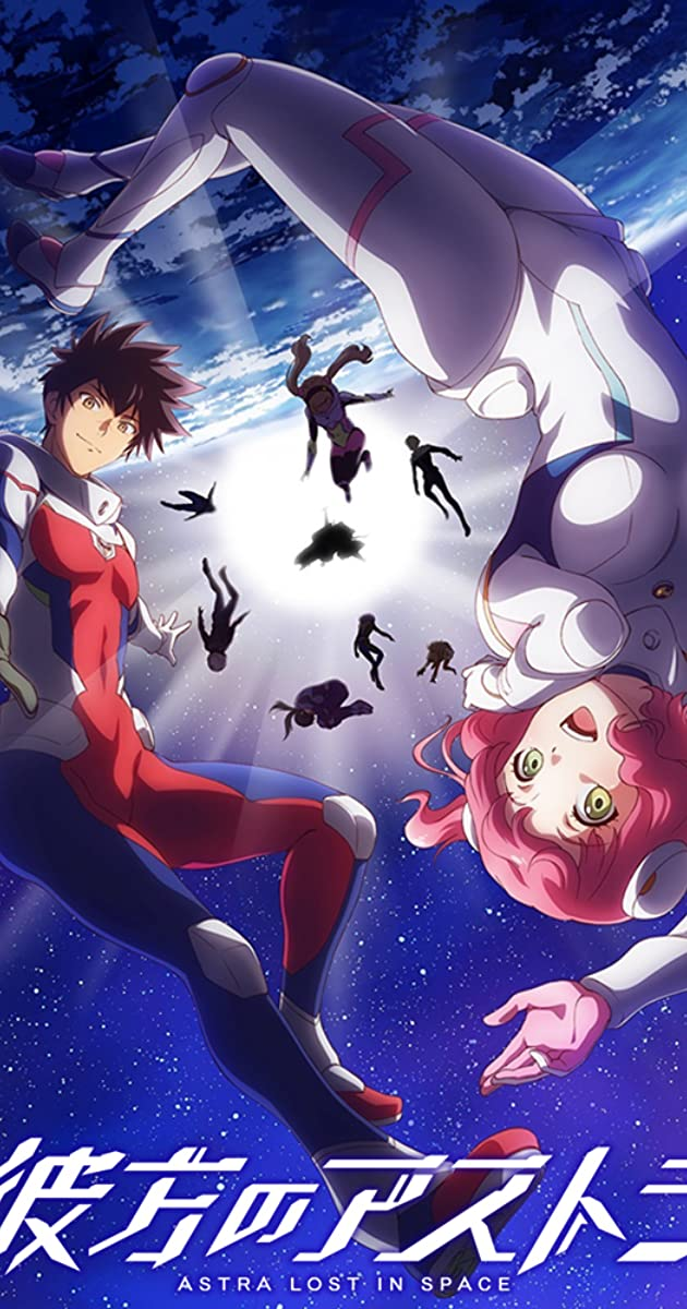 Download Kanata no Astra or watch streaming online complete episodes of  Season 1 in HD 720p 1080p using torrent