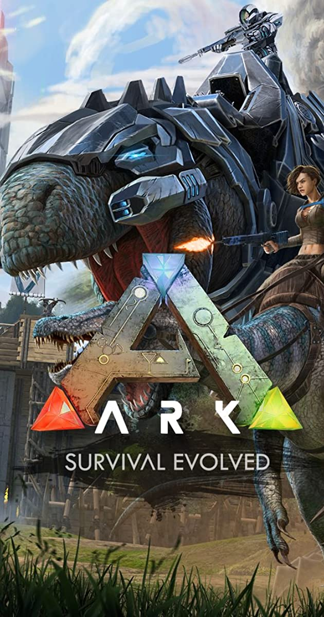 Ark Survival Evolved Video Game 2016 Imdb