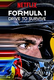 Formula 1: Drive to Survive Poster