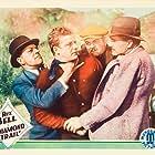 Rex Bell, Harry Lamont, Billy West, and Lloyd Whitlock in Diamond Trail (1933)