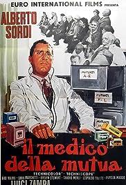 Il medico della mutua(1968) Poster - Movie Forum, Cast, Reviews