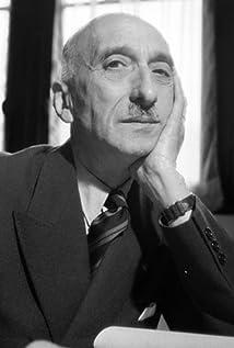 François Mauriac Picture