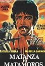 Matanza en Matamoros (1986) Poster