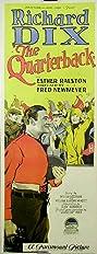 The Quarterback (1926) Poster