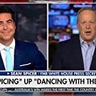 Jesse Watters and Sean Spicer in Episode dated 24 August 2019 (2019)