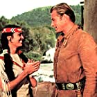 Lex Barker and Daliah Lavi in Old Shatterhand (1964)