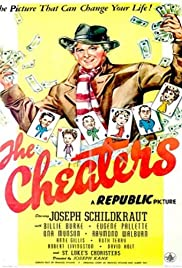 The Cheaters(1945) Poster - Movie Forum, Cast, Reviews