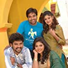 Vimal, Shiva, Anjali, and Oviya in Kalakalappu (2012)
