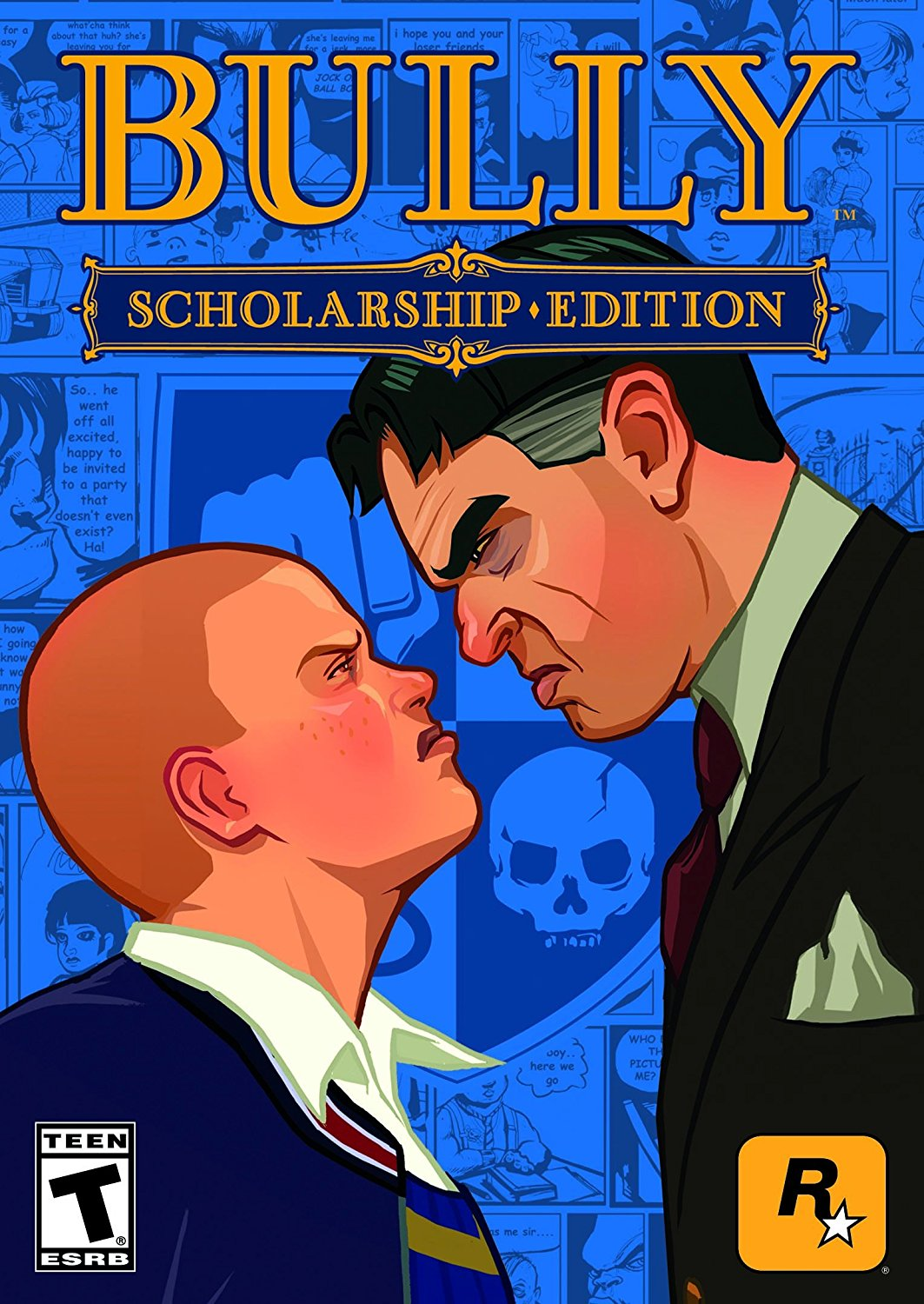 bully game guide english class