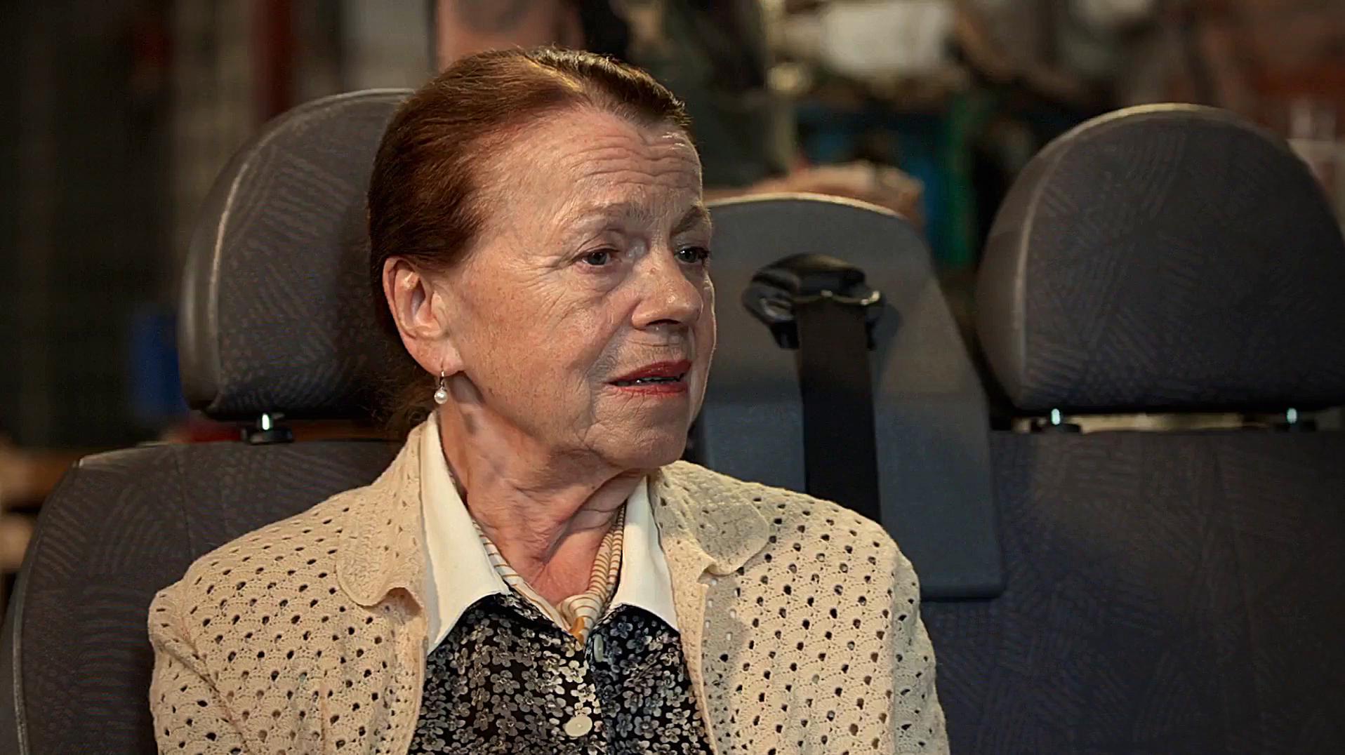 Iva Janzurová in Teroristka (2019)