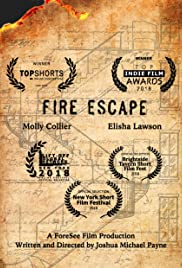 Fire Escape Poster