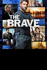 Anne Heche, Mike Vogel, Tate Ellington, Demetrius Grosse, Sofia Pernas, Noah Mills, Hadi Tabbal, and Natacha Karam in The Brave (2017)