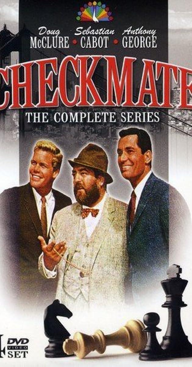 Checkmate (TV Series 1960–1962) - Full Cast & Crew - IMDb