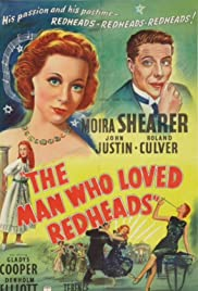 The Man Who Loved Redheads Poster