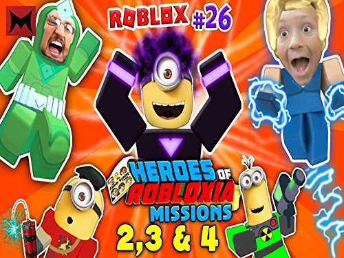 Let S Play With Fgteev Dabbing Minion Roblox Heroes Of Robloxia