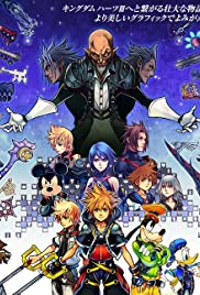 Kingdom Hearts HD 2.5 Remix Poster