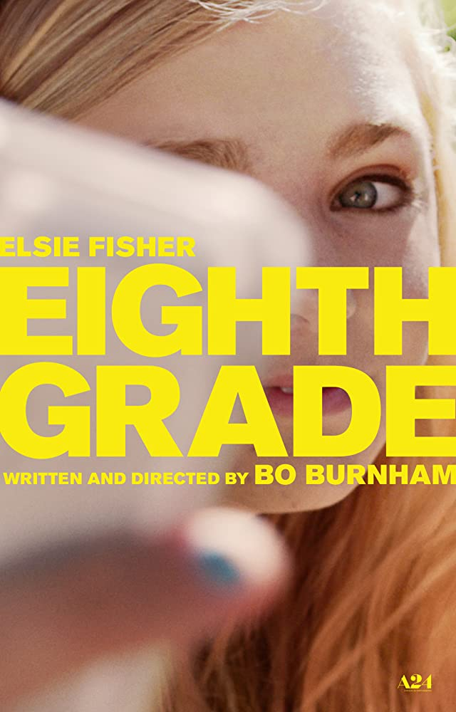 Elsie Fisher in Eighth Grade (2018)