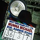 Hrithik Roshan, Tanishaa Mukerji, Nawazuddin Siddiqui, and Tiger Shroff in Munna Michael (2017)