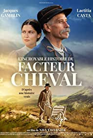 Laetitia Casta and Jacques Gamblin in L'incroyable histoire du facteur Cheval (2018)