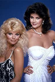 Loni Anderson and Lynda Carter in Partners in Crime (1984)