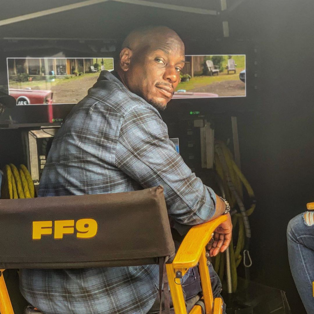 Tyrese Gibson in F9 (2021)