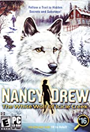 Nancy Drew: The White Wolf of Icicle Creek Poster