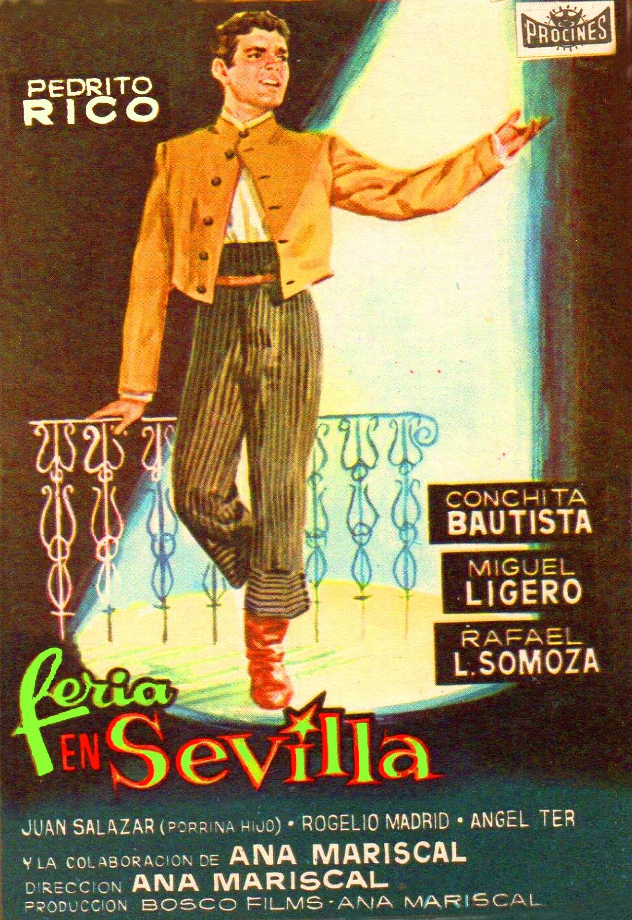 Feria en Sevilla (1962)