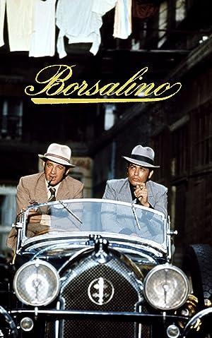 Where to stream Borsalino