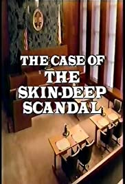 Perry Mason: The Case of the Skin-Deep Scandal Poster