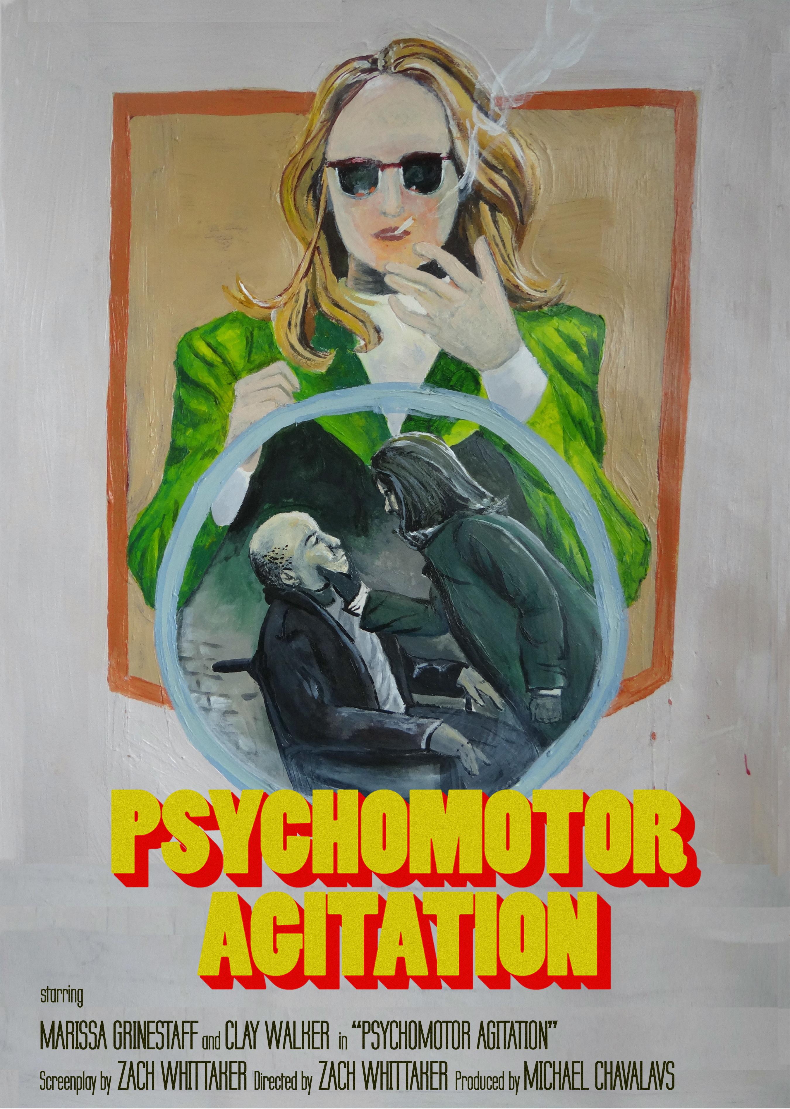 Psychomotor Agitation (2016)