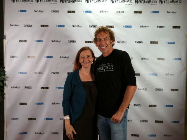 New Filmmakers LA Screening - May 2013 with writer Zack Van Eyck