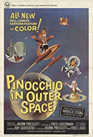 Pinocchio in Outer Space (1965) Poster - Movie Forum, Cast, Reviews