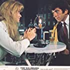 Karen Jensen and Barry Newman in The Salzburg Connection (1972)