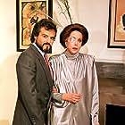 María Rubio and Gonzalo Vega in Cuna de lobos (1986)