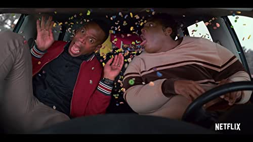 Father-to-be Alan is shocked to learn that he was born a sextuplet. With his newfound brother Russell riding shotgun, the duo sets out on a journey to reunite with their remaining long-lost siblings (all played by Marlon Wayans).
