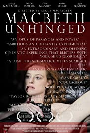 Macbeth Unhinged Poster